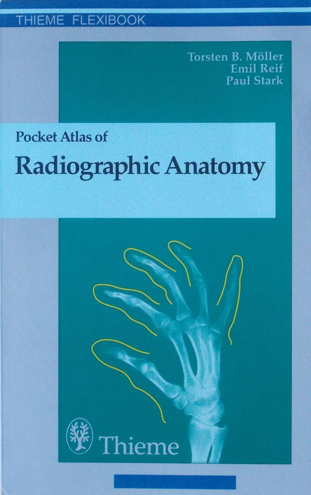 Pocket atlas of human anatomy
